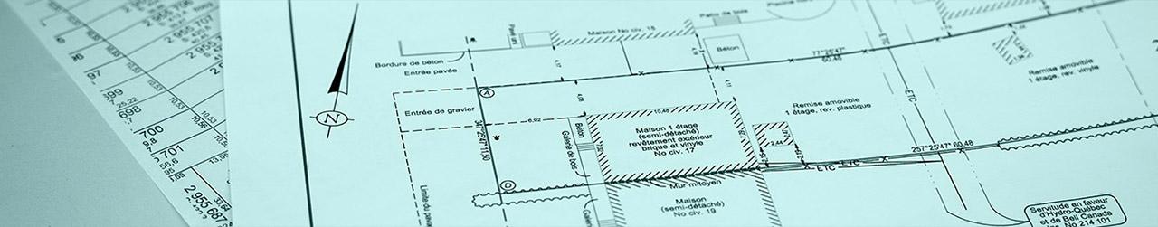 Handfield - Certificat de localisation